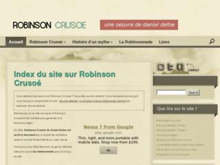 http://www.robinson-crusoe.fr/