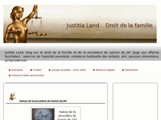 http://justitialand.blogspot.fr/