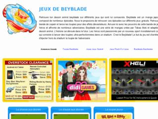 http://www.jeuxdebeyblade.fr/
