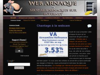 http://www.web-arnaque.com/