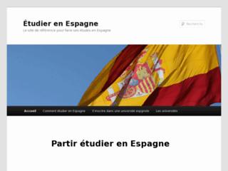 http://www.etudierenespagne.fr/