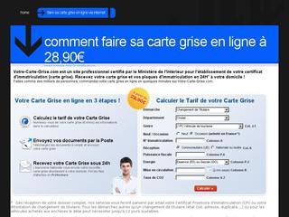 http://www.officiel-cartegrise.fr/