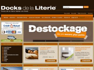 destockage matelas docks de la literie. Black Bedroom Furniture Sets. Home Design Ideas