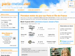 http://www.paris-meteo.net/