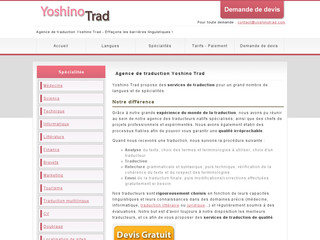 http://www.yoshinotrad.fr/