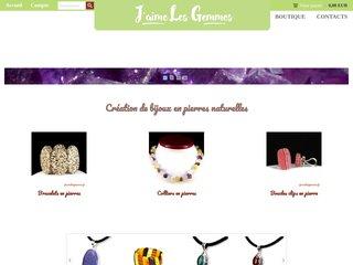 http://www.jaimelesgemmes.fr/bracelets-en-pierre.htm