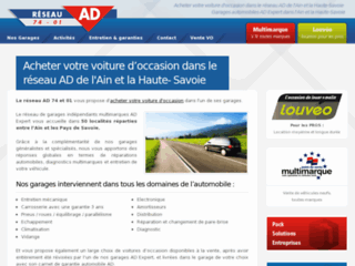 Adresse ad 74 autodistribution si ge epagny france for Garage ad france