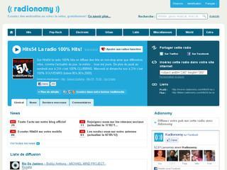 http://www.radionomy.com/fr/radio/hits54-la-radio-100-hits