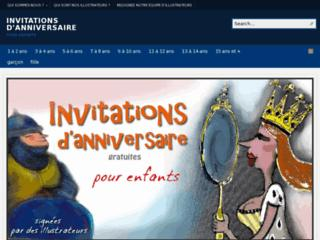 https://carte-invitation-anniversaire.fr/