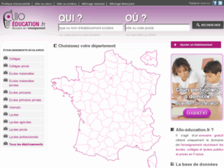 http://www.allo-education.fr/