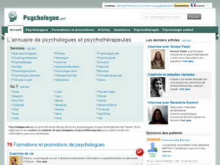 http://www.psychologue.net/