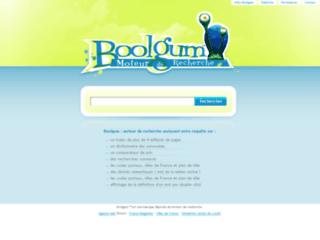 http://www.boolgum.fr/