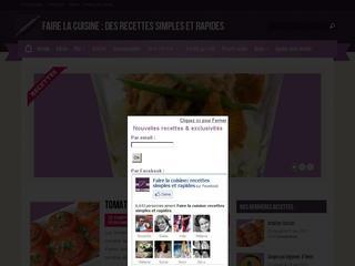 http://www.faire-la-cuisine.fr/