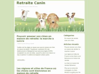 http://www.retraite-canin.eu/