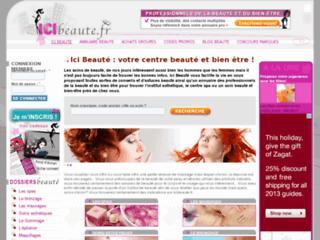 http://icibeaute.fr/