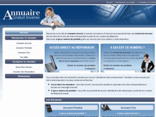 http://www.annuairegratuitinverse.com/