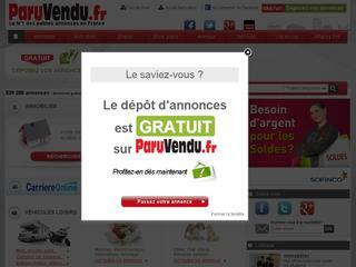 http://www.paruvendu.fr/