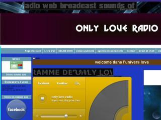 http://onlyloveradio.e-monsite.com/