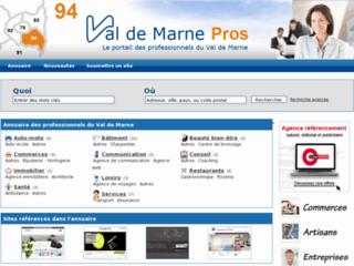 http://www.val-de-marne-pros.fr/