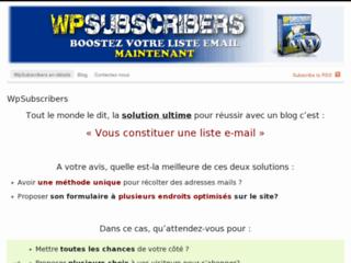 http://www.wpsubscribers.fr/