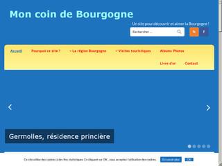 http://www.mon-coin-de-bourgogne.fr/