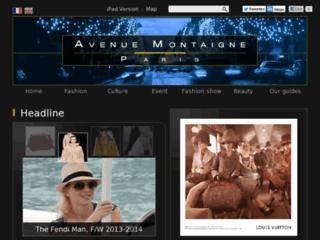 http://www.avenuemontaigneguide.com/