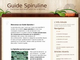 http://guidespiruline.fr/