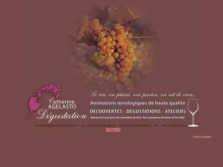 http://www.agelasto-degustation.com/