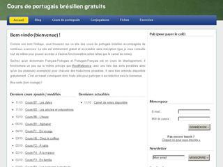 http://www.cours-portugais-gratuits.com/