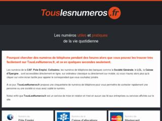 http://www.touslesnumeros.fr/