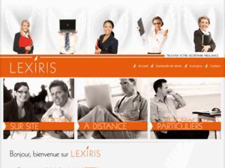 http://lexiris.fr/