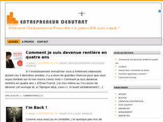 http://entrepreneurdebutant.fr/