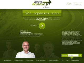 http://www.direct-ecotaxe.fr/