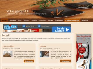 http://www.votre-parquet.fr/