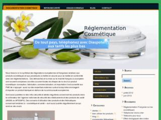 https://www.reglementationcosmetique.fr/