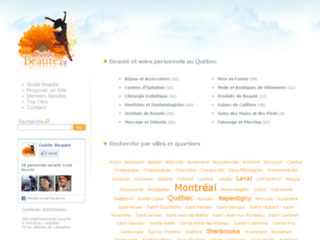 http://www.guidebeaute.ca/