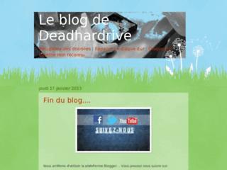 http://deadhardrive.blogspot.fr/