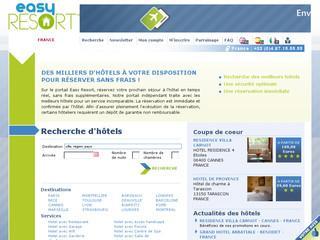 http://hotels.easyresort.fr/