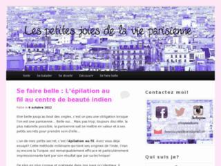http://www.lespetitesjoiesdelavieparisienne.com/
