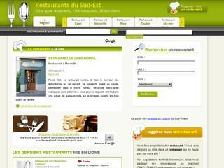 http://www.restaurants-sud-est.com/