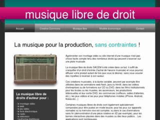 http://musiqueslibresdedroits.fr/
