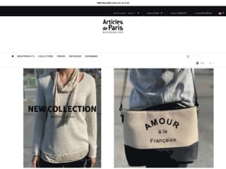 http://www.articlesdeparis.com/