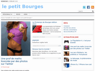 http://www.lepetitbourges.fr/