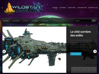 http://www.wildstar-assembly.fr/