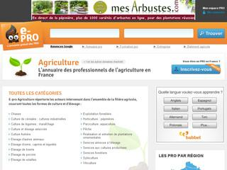 http://www.e-pro-agriculture.fr/