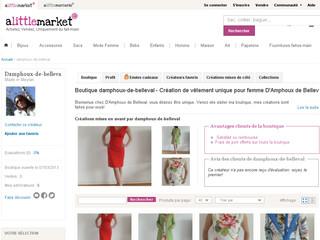 http://damphoux-de-belleval.alittlemarket.com/