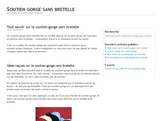 http://www.soutiengorgesansbretelle.com/