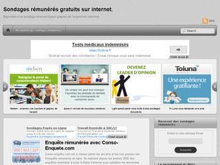 http://www.sondage-remunere.com/