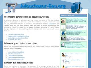https://www.adoucisseur-eau.org/