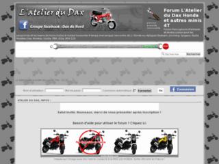 http://www.atelierdudax.com/t2553-le-forum-l-atelier-du-dax-fan-page-sur-facebook
